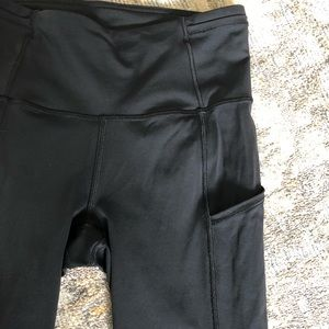 Lululemon Fast and Free Leggings 19""